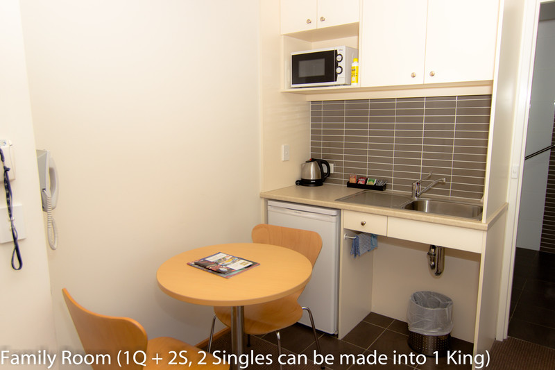 small room kitchen